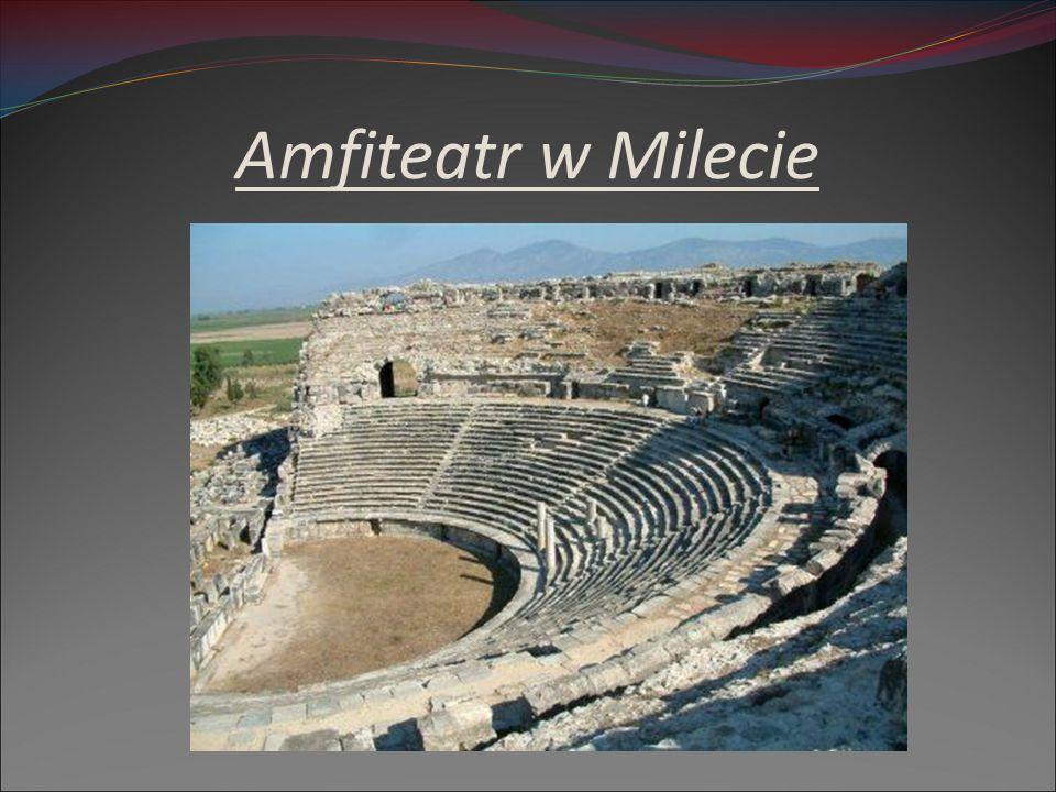 Amfiteatr w Milecie
