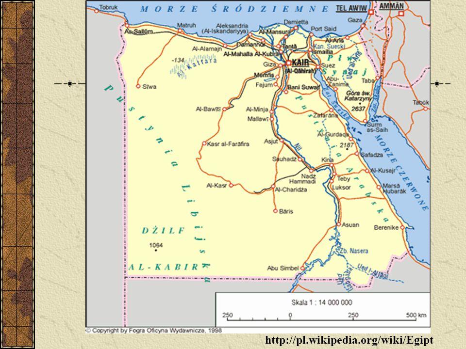 Egipt leży w strefie klimatu zwrotnikowego skrajnie suchego oraz podzwrotnikowego typu śródziemnego (pas wybrzeży).