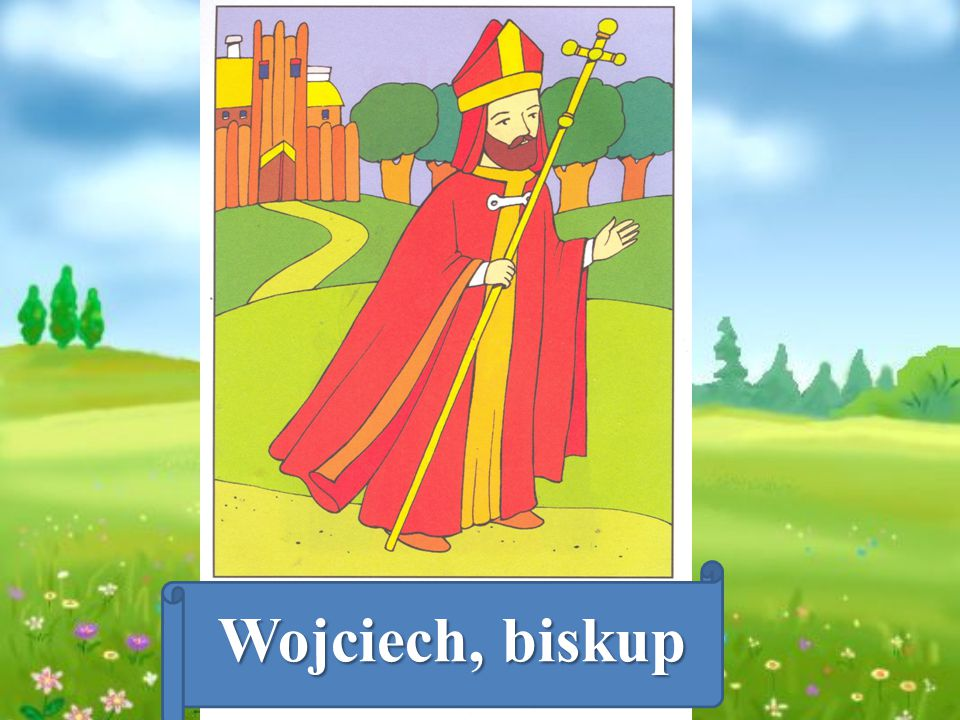 Wojciech, biskup