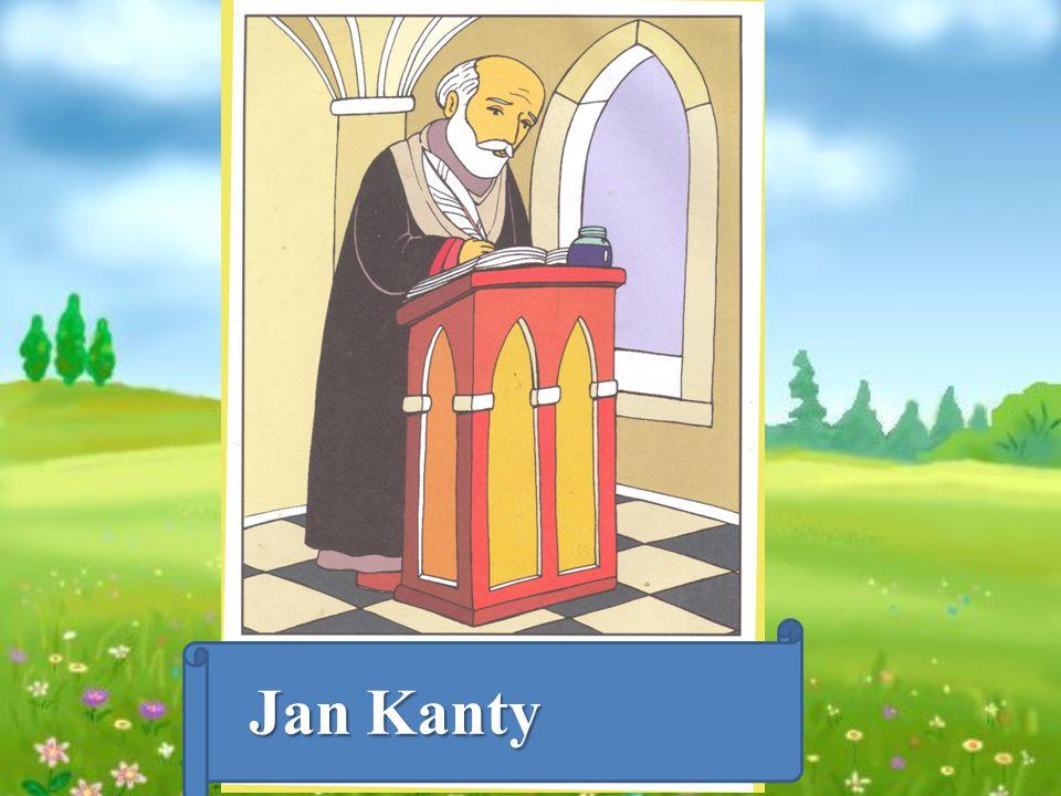 Jan Kanty