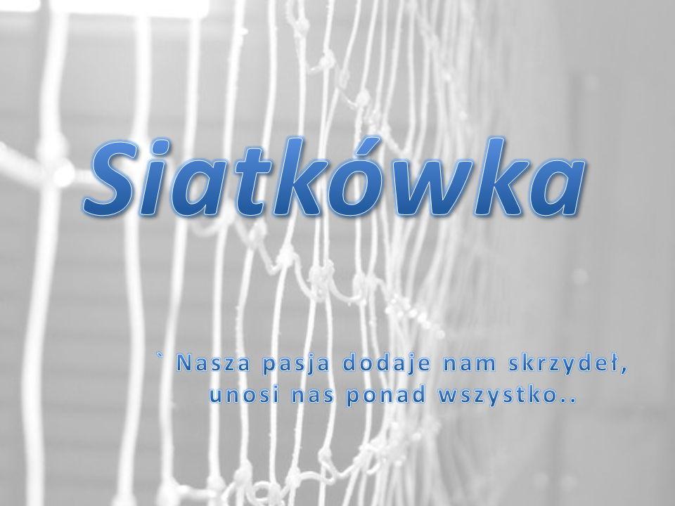 Śiatkówka Śiatkówka - Siatkówka to sport drużynowy.