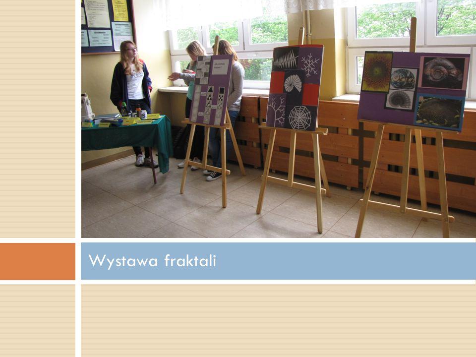 Wystawa fraktali