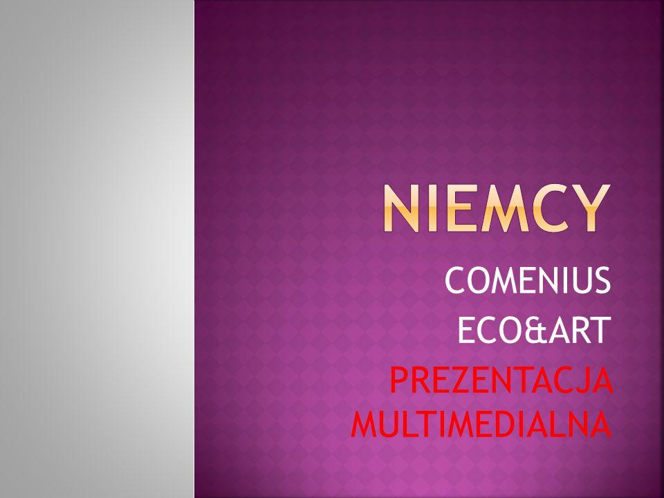  Wszyscy jesteśmy uczestnikami programu Comenius ECO&ART.