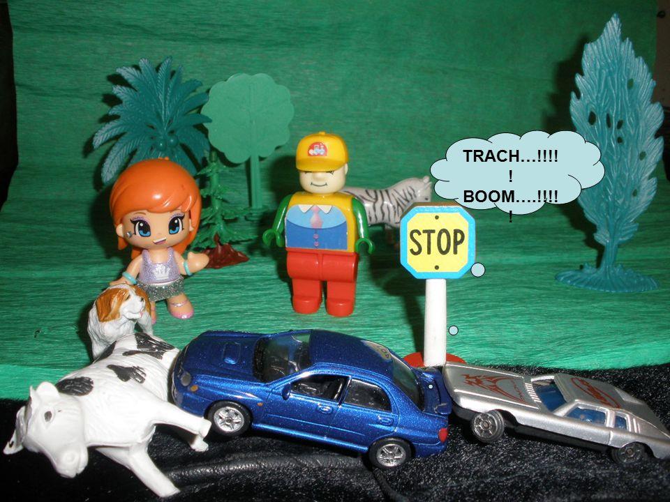 TRACH…!!!! ! BOOM….!!!! !
