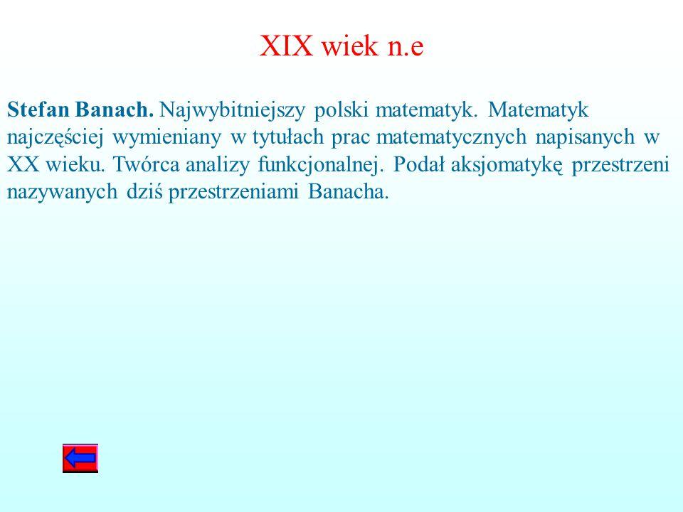 IV wiek p.n.e Euklides z Megary. Twórca pierwszej aksjomatyki geometrii i pierwszego dzieła napisanego zgodnie z metodą dedukcyjną -