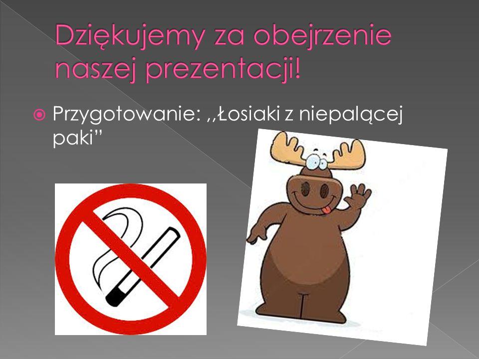  Zanim sięgniesz po papierosa!