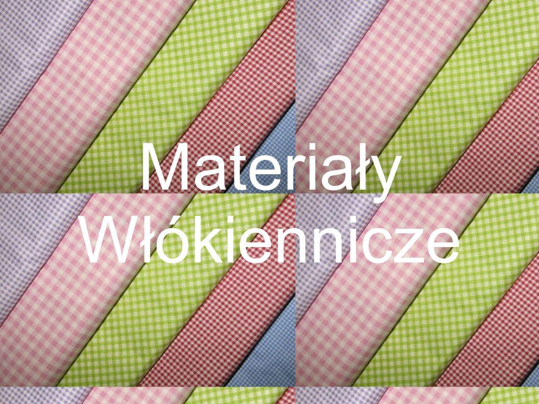 Materiały Włókiennicze