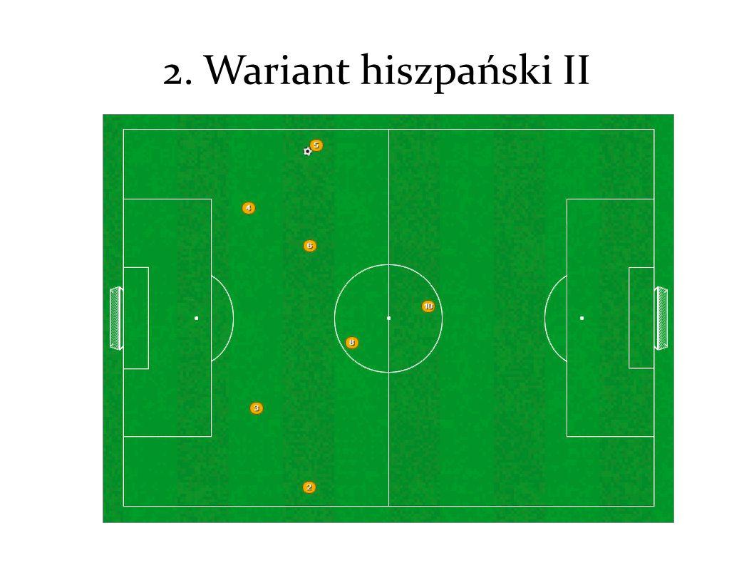 2. Wariant hiszpański II