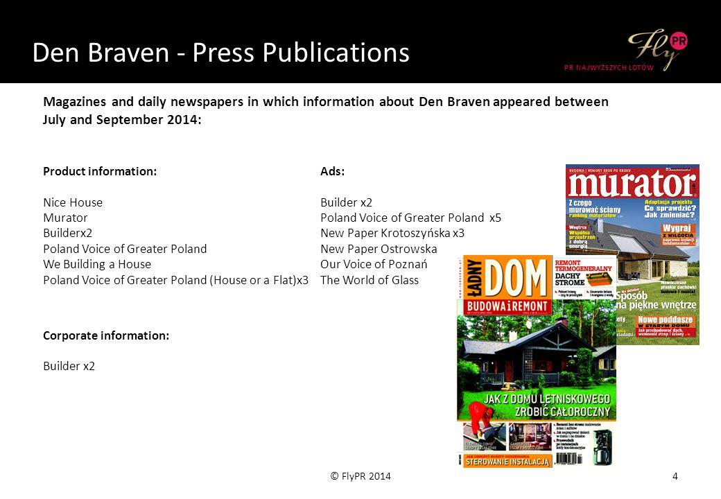 Selena – Sample press publications 15© FlyPR 2014 PR NAJWYŻSZYCH LOTÓW
