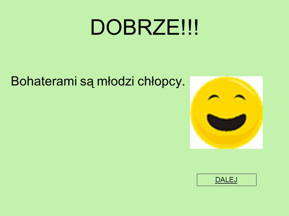 DOBRZE!!! Andrzej Radek udzielał korepetycji. DALEJ