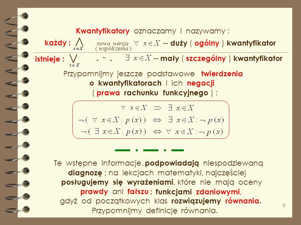 Rozwiązaniem nierówności jest każda liczba z przedziału ( -1, 1 ).