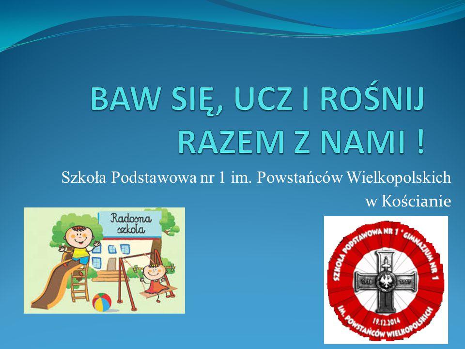 Szkoła Podstawowa nr 1 im. Powstańców Wielkopolskich w Kościanie