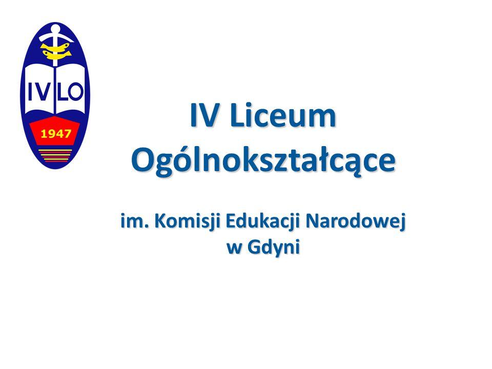 IV Liceum Ogólnokształcące im. Komisji Edukacji Narodowej w Gdyni