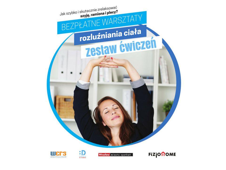 www.fizjohome.wroclaw.pl DZIĘKUJEMY ZA UDZIAŁ W NASZYCH WARSZTATACH Prowadzący: Maja Kanecka, mgr fizjoterapii Marco Di Dio, mgr fizjoterapii