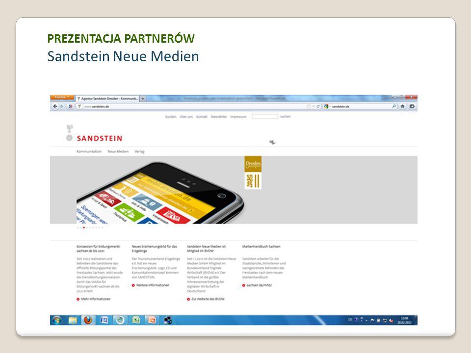 PREZENTACJA PARTNERÓW Marketing-Gesellschaft Oberlausitz-Niederschlesien GmbH