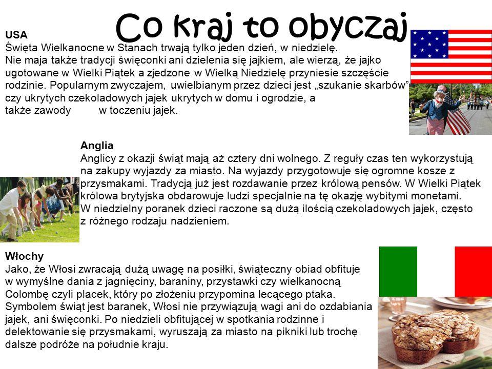 Czechy W piątek, zarówno w miastach jak i na wsi maluje się pisanki.