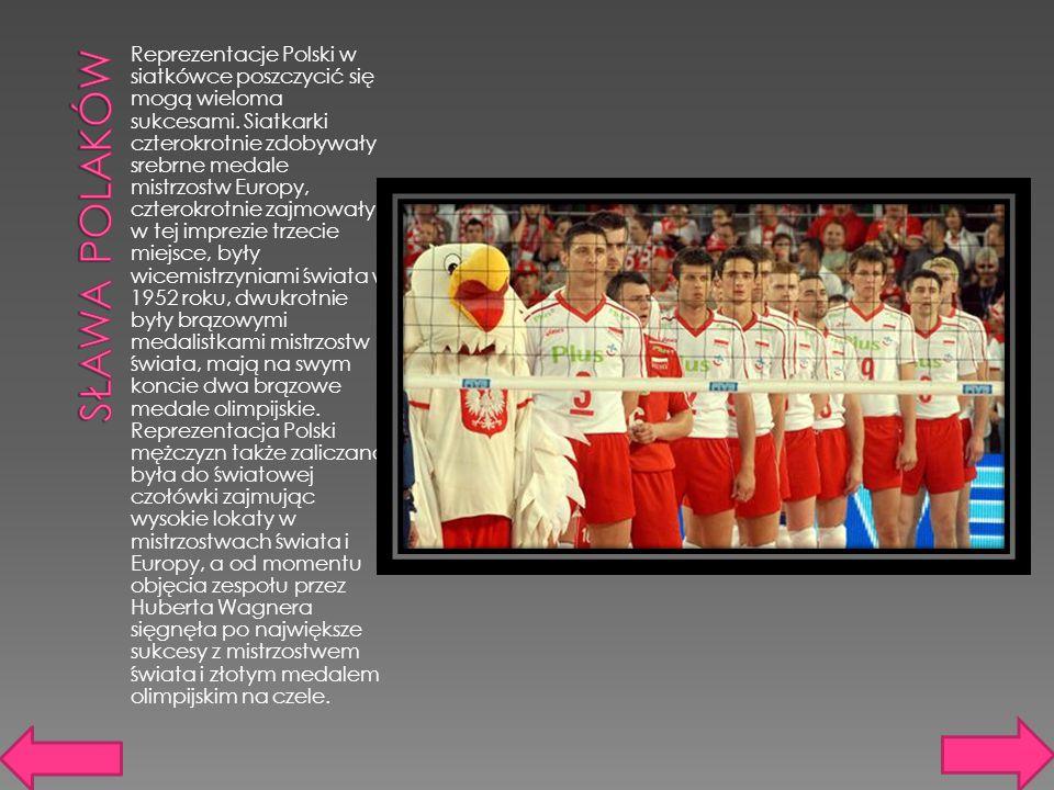 Nazwa naszego kraju i nazwiska naszych reprezentantów mogą stanowić wspaniały rozdział w historii dyscypliny, której karty mienią się kolorami medali zdobywanych przez reprezentantów Polski na arenach Mistrzostw Europy, Świata i Igrzysk Olimpijskich.