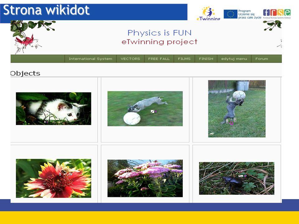 Strona wikidot