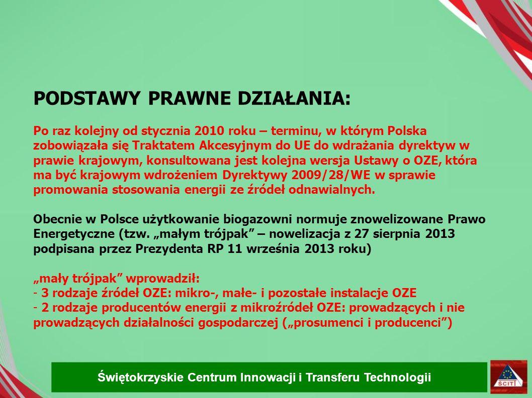 PODSTAWY PRAWNE DZIAŁANIA: Po raz kolejny od stycznia 2010 roku – terminu, w którym Polska zobowiązała się Traktatem Akcesyjnym do UE do wdrażania dyr