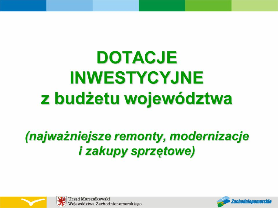 Zadanie: Dofinansowanie zadania inwestycyjnego w zakresie modernizacji i wyposażenia Oddziału Neurologicznego Data wykonania zdjęcia : 09 grudzień 2009 r.