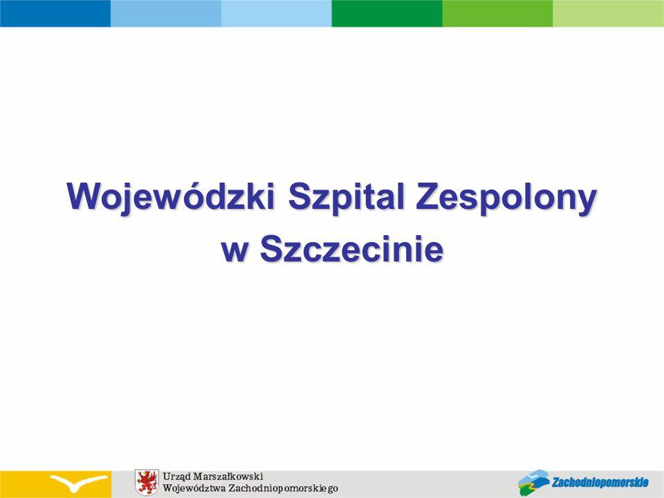 Wojewódzki Szpital Zespolony w Szczecinie