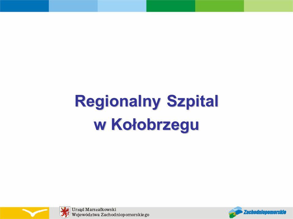 Regionalny Szpital w Kołobrzegu