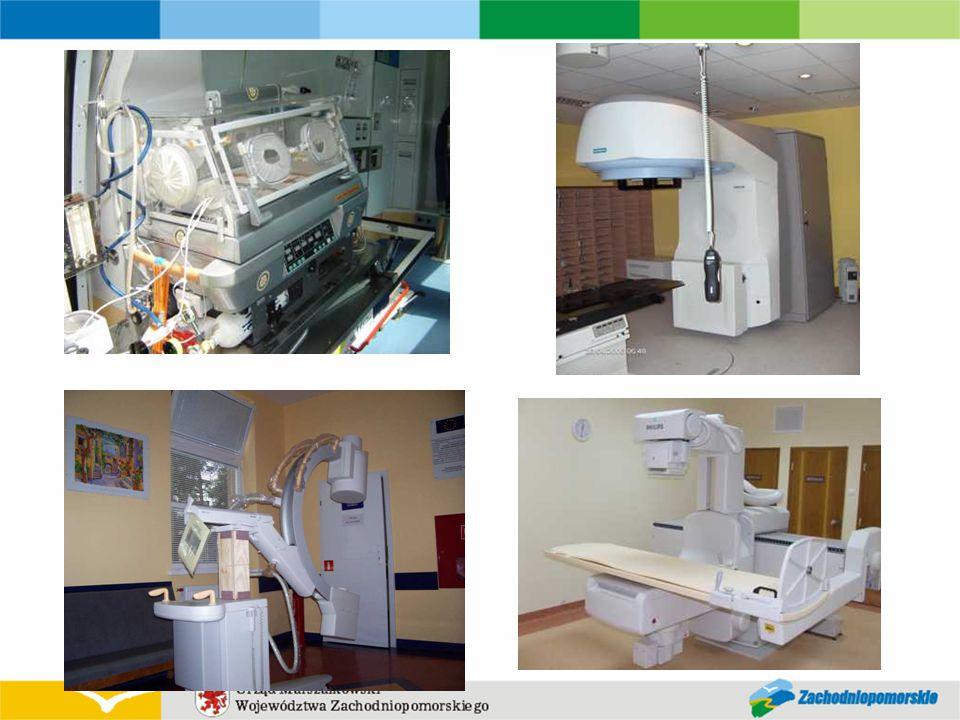 Zadanie: Zakup wyposażenia i sprzętu medycznego – Blok Operacyjny Nr umowy dotacyjnej : WZ-3011/2-1/2009 z dnia 19 lutego 2009 r.