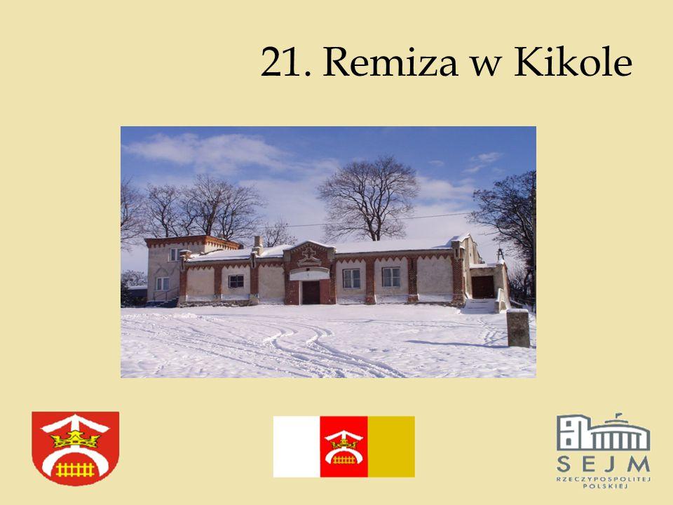 21. Remiza w Kikole
