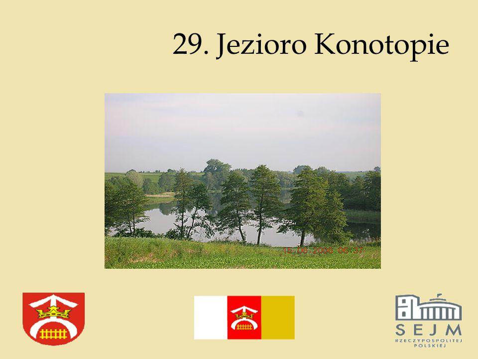 29. Jezioro Konotopie