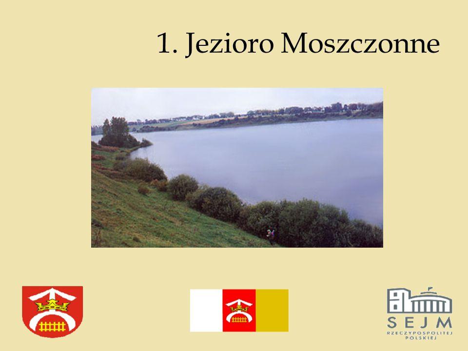 1. Jezioro Moszczonne