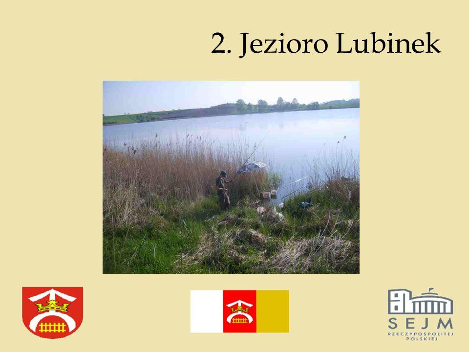 2. Jezioro Lubinek