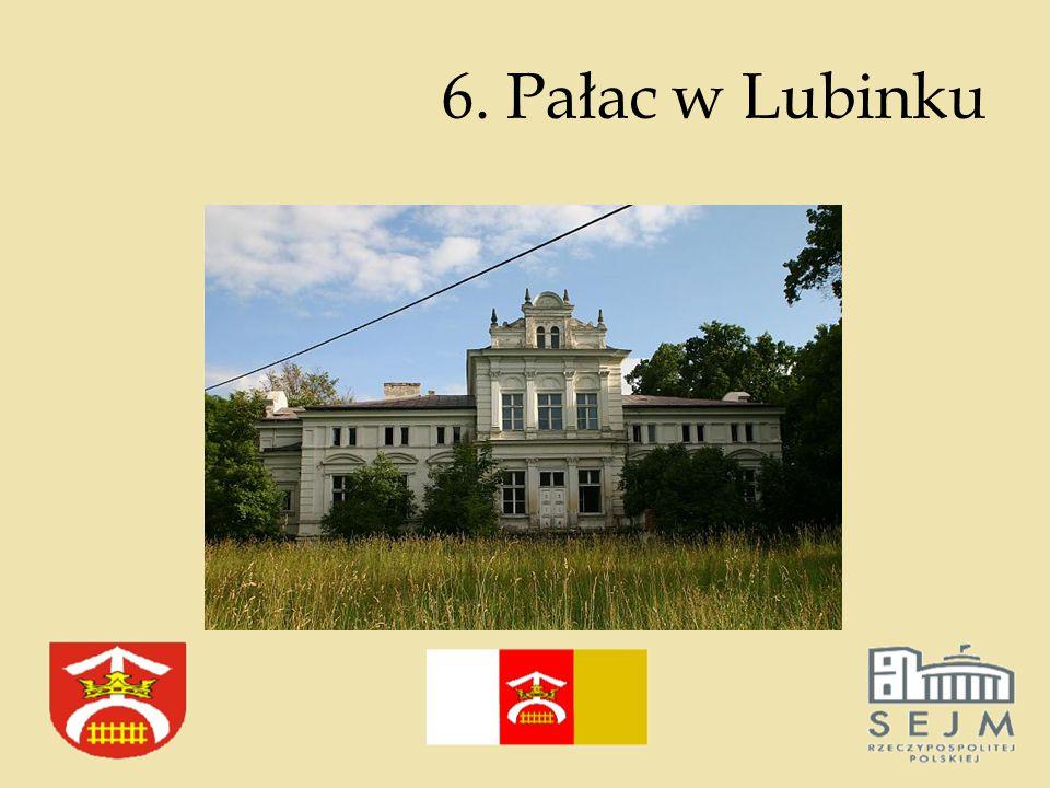 6. Pałac w Lubinku