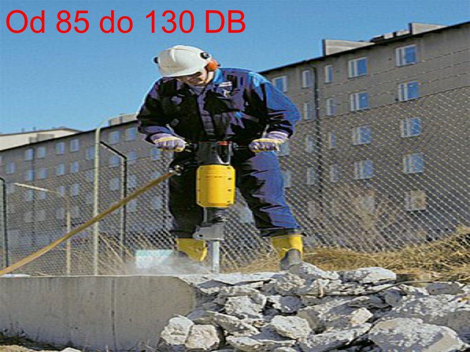 Od 85 do 130 DB