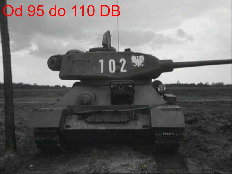Od 95 do 110 DB