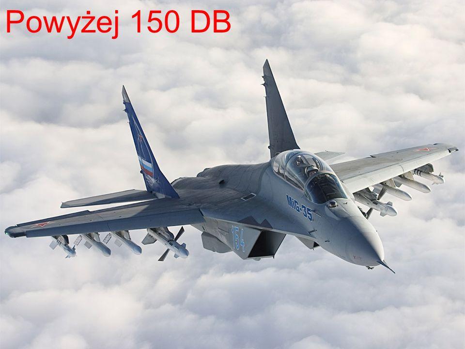 Powyżej 150 DB