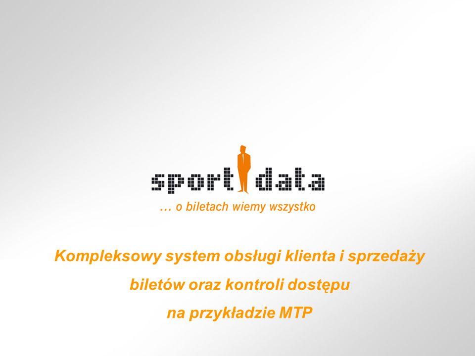 Kompleksowy system obsługi klienta i sprzedaży biletów oraz kontroli dostępu na przykładzie MTP