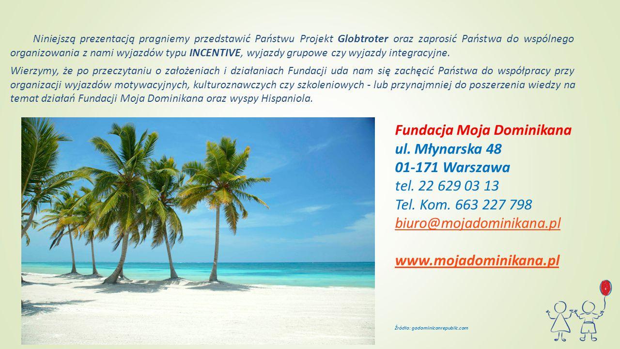 Niniejszą prezentacją pragniemy przedstawić Państwu Projekt Globtroter oraz zaprosić Państwa do wspólnego organizowania z nami wyjazdów typu INCENTIVE