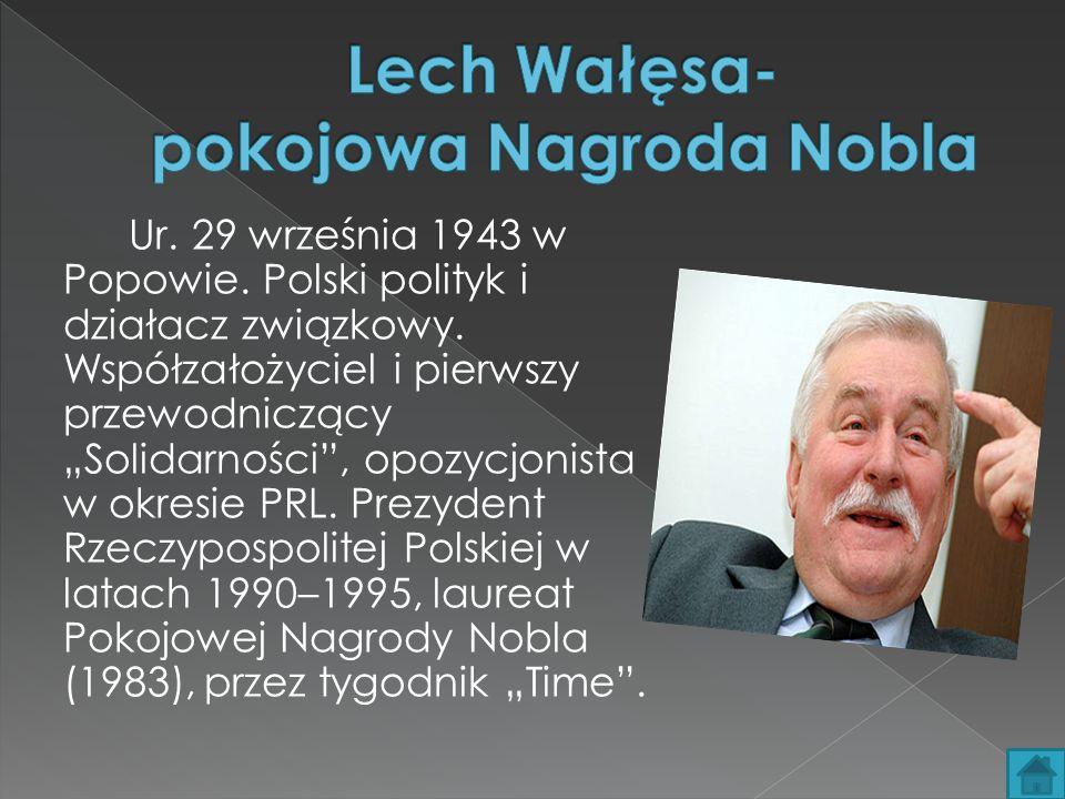 Ur.29 września 1943 w Popowie. Polski polityk i działacz związkowy.