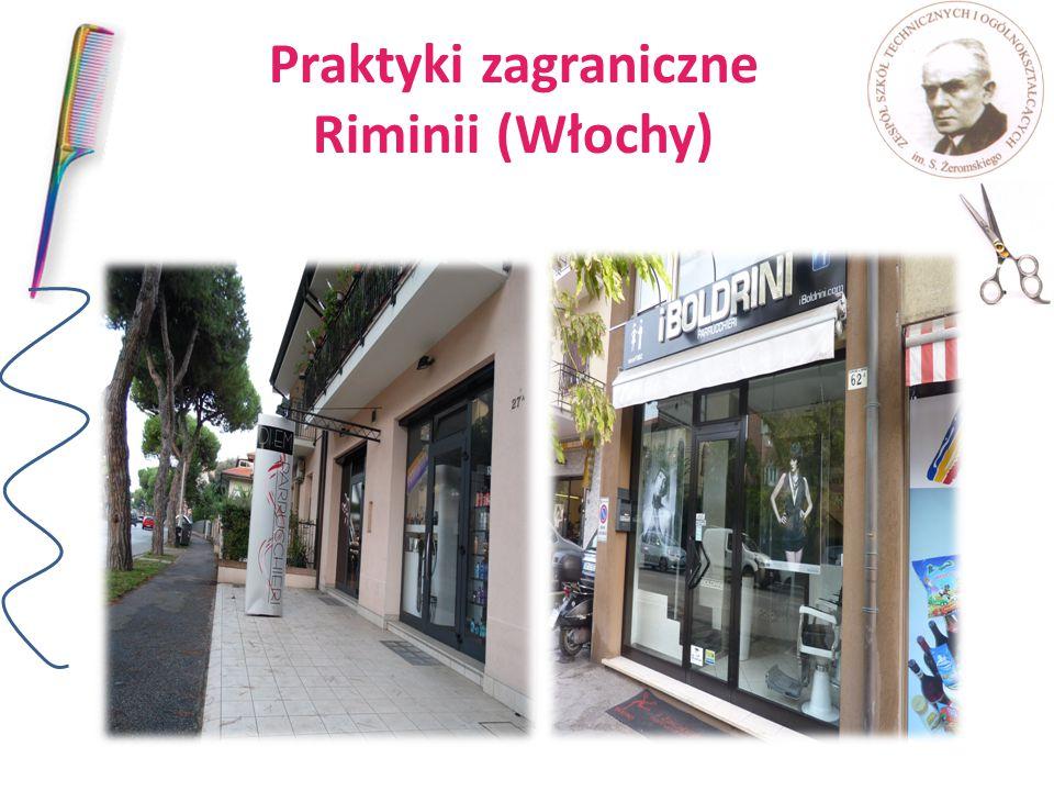 Praktyki zagraniczne Riminii (Włochy)