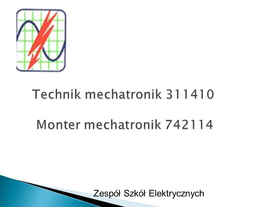 Mechatronikmgr inż. Ryszard Miąsko22