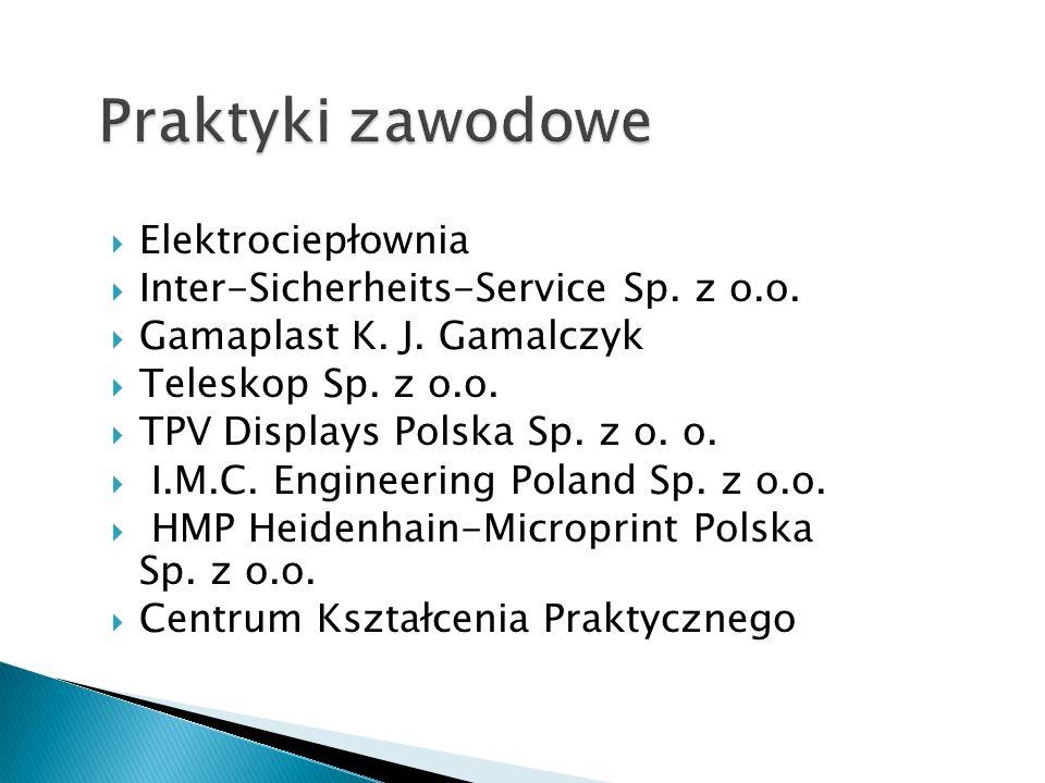  Elektrociepłownia  Inter-Sicherheits-Service Sp.