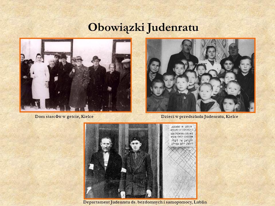 Departament Judenratu ds.