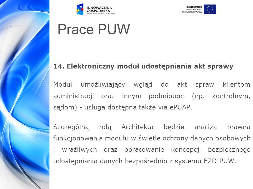 Prace PUW 14.