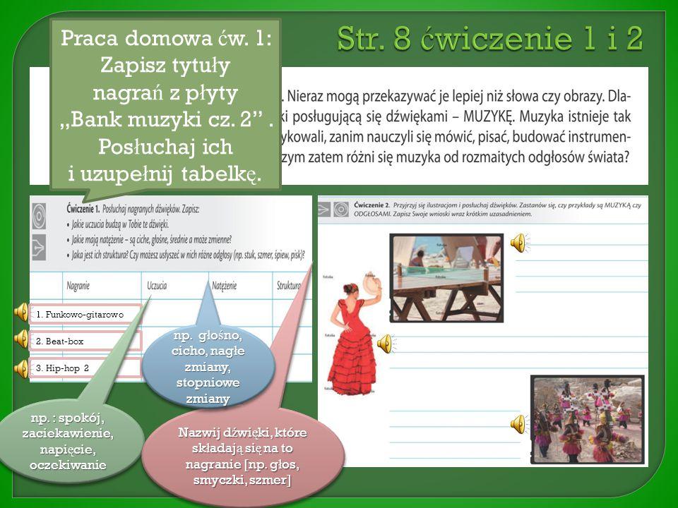 """ """"Burza mózgów w grupach Sk ą d si ę wzi ął Wasz tytu ł ? Odpowiedz na str. 19."""