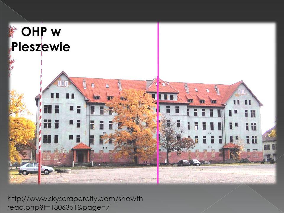 OHP w Pleszewie http://www.skyscrapercity.com/showth read.php?t=1306351&page=7