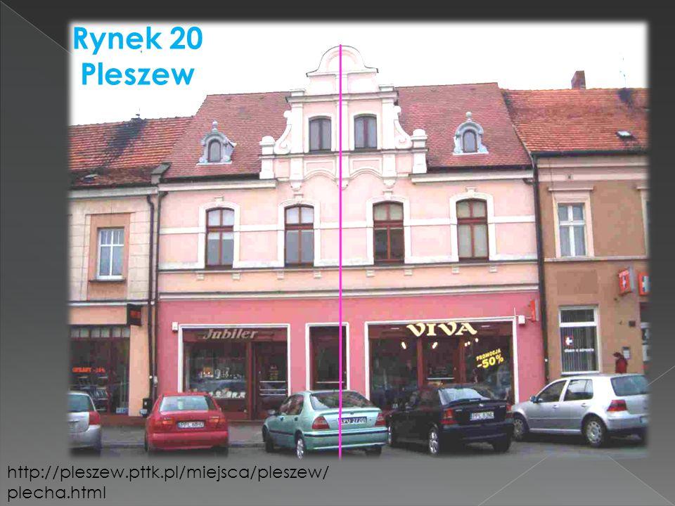 Rynek 20 Pleszew