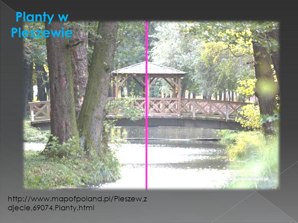 Planty w Pleszewie http://www.mapofpoland.pl/Pleszew,z djecie,69074,Planty.html