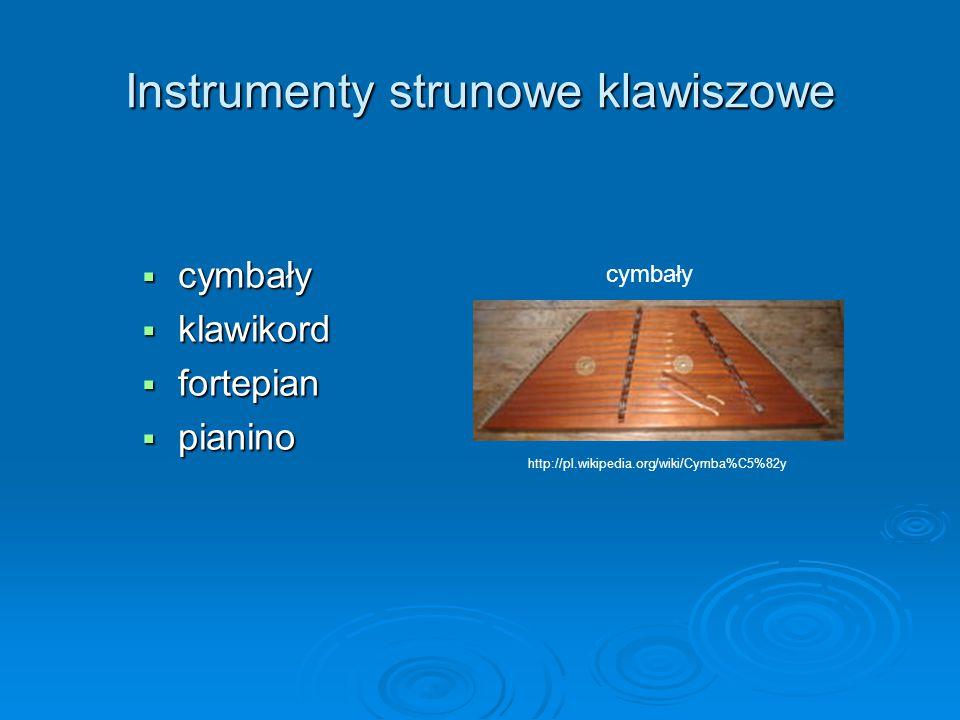 Instrumenty dęte blaszane  trąbka  trąbka sygnałowa  róg (waltornia)  puzon  tuba  sakshorn  kornet trąbka http://pl.wikipedia.org/wiki/Tr%C4%85bka