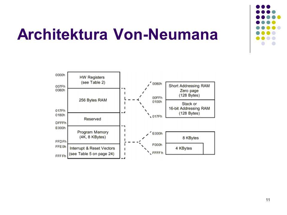 11 Architektura Von-Neumana