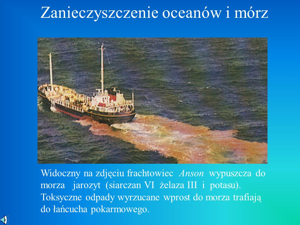 Zanieczyszczenie wód śródlądowych Widoczny na zdjęciu martwy karp jest dowodem wysokiego poziomu zanieczyszczenia stawu. Plastikowe odpadki powodują o